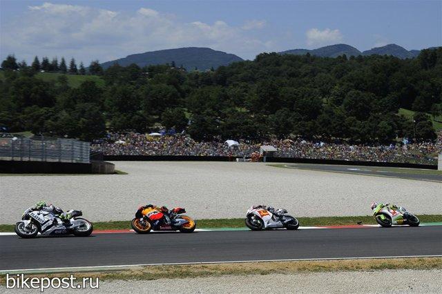Фотосет Гран При Муджелло 2011