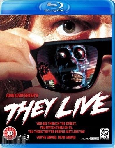 They Live (1988) 720p HDTV H264-DMZ