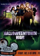 Хэллоуинтаун 3 / Halloweentown High (2004 / SATRip)