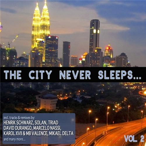 The City Never Sleeps, Vol. 2 (2012)