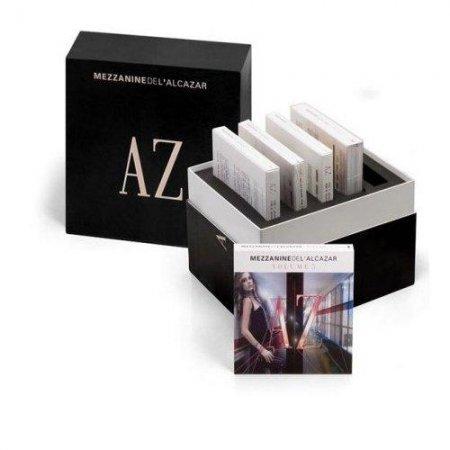 VA - Mezzanine De L'Alcazar: Collector's Box [10 CD BOX SET] (2007)
