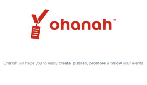 Ohanah Events v2.1.4 For Joomla 2.5, 1.5