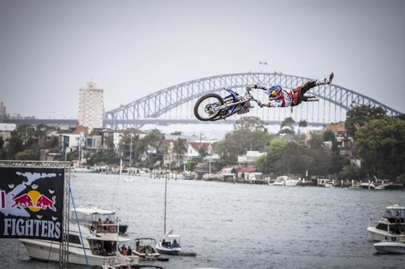 КRed Bull X-Fighters: Сидней. Леви Шервуд - чемпион 2012 года