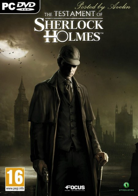 The Testament of Sherlock Holmes Rip  - TPTB (ENG/PC/2012)