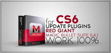 Red Giant Magic Bullet Suite 11.4.1 (x32 x64) CS6 Compatible