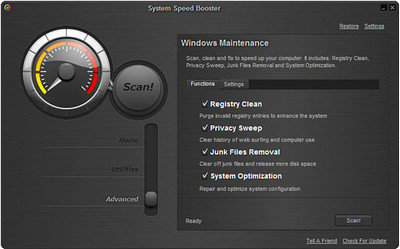 System Speed Booster v2.9.7.8