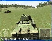 WW II Battle Tanks T-34 VS. Tiger (RePack Fenixx/RU)