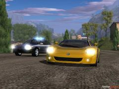 World Racing 2: Предельные обороты / World Racing 2 (2005/RUS/RePack by LandyNP2)