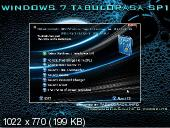 Windows 7 Tabulorasa Edition v.2.0 SP1 (2011/RUS) Скачать торрент