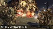 Gears of War 3 (2011/ENG/XBox360/RF)