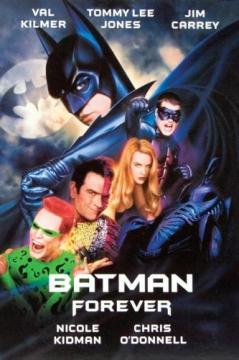 Бэтмен Коллекция / Batman Collection (1989-2008гг) BDRip 720p