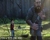 Как приручить медведя / Den kæmpestore bjørn (2011) DVD5+DVDRip(1400Mb+700Mb)