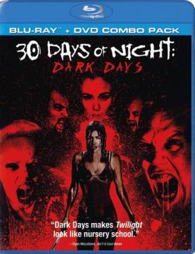 30 дней ночи: Темные дни / 30 Days of Night: Dark Days (2010) BDRip 1080p