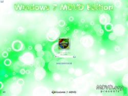Windows 7 MDVD.  Кому попавшийся бутскрин не понравится - в сборке.