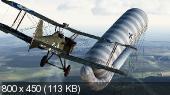 Война в небе - 1917 / Rise Of Flight (PC/FULL/RUS)