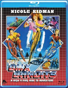 Бандиты на велосипедах / BMX Bandits (1983) BDRip 720p