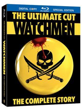 Хранители / Watchmen [Максимальная версия / Ultimate cut] (2009) BDRemux