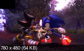 Sonic and the Black Knight (PC)