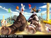 Rayman. Бешеные кролики (2006/RUS/Multi6/RePack by Fenixx)