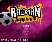 Rayman Бешеные кролики (Repack Fenixx/RUS)