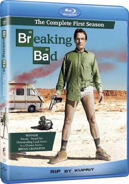 Во все тяжкие / Breaking Bad [Сезон: 1] (2008) BDRip 720p
