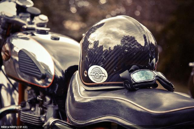 Мотоцикл Tribsa