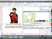 CorelDRAW Graphics Suite X5 SP3 15.2.0.686 Portable