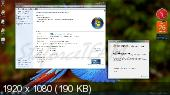 Windows 7 Build 7601 (x64) SP1 (RTM) DE-EN-RU (27/01/2011) © StaforceTEAM (2011)