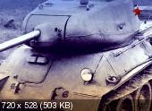 Т-34. Оружие победы (Владимир Цуканов) [2010, Документальный, SATRip]