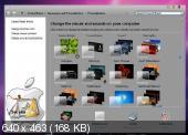 Windows 7 OSX Edition x86 + Office 2010 + 130 Themes 7 x86