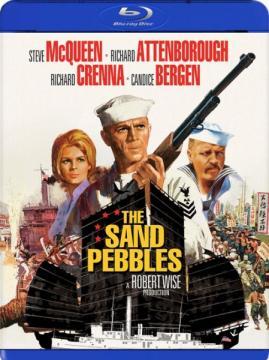 Канонерка / Песчаная галька / The Sand Pebbles (1966) BDRemux 1080p