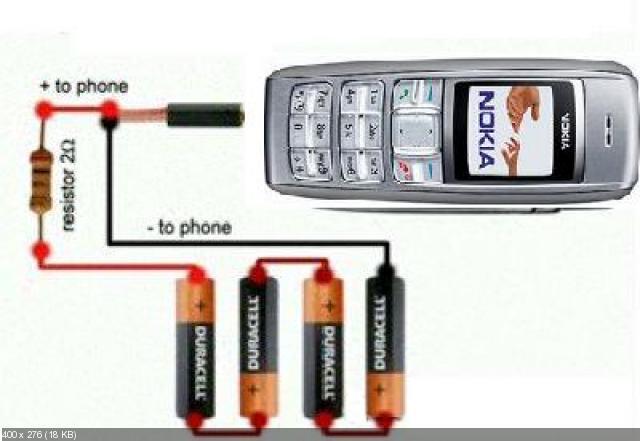 Схема самодельного зарядного устройства - Это то, что нужно. http...