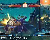 Super Street Fighter IV: Arcade Edition Update 1 (RePack Механики)
