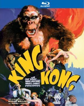 Кинг Конг / King Kong (1933) BDRip 720p