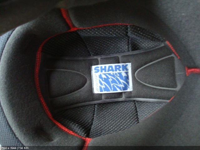 Мотошлем Shark S500 Air