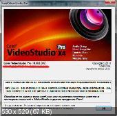 Corel VideoStudio Pro X4 14.0.0.342 (2011)