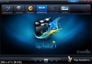 Splash PRO HD Player 1.4.1.0 (2010) PC [Install & Portable]