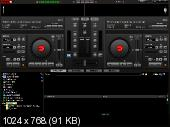 Atomix Virtual DJ Pro 7.0.5 Build 370 Final ML (2011)