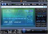 Cowon JetAudio v8.0.12.1700 Plus VX-F.O.S.I. + Русификатор (2011)