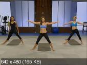 Джиллиан Майклс. Йога для снижения веса (2010) DVDRip