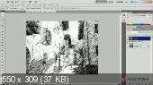 Создание рисунков в Photoshop. Видеокурс (2011)