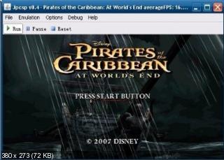 Эмулятор PSP (2010) / PC