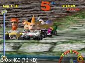 Toon Car / Большие гонки!