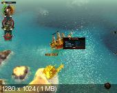 Pirates of Black Cove [1.0.3] [RePack] [RUS / ENG] (2011)