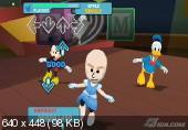 Dance Dance Revolution: Disney Grooves [NTSC] [Wii]