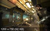Deus Ex: Human Revolution (Новый Диск) (RUS) [Repack by zero 414]