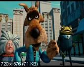 Красная Шапка против зла / Hoodwinked Too! Hood VS. Evil (2011) BDRip 720p+HDRip(1400Mb+700Mb)+DVD5