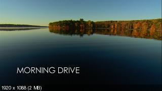 Утренняя прогулка по реке Сэйнт-Джордж / Morning Drive - St. George River (2010) BDRemux 1080i