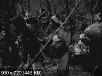 Сказки туманной луны после дождя / Ugetsu monogatari (1953) BDRip 720p
