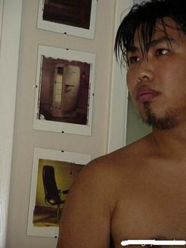 Gay asian chubby two minutes jerk off clip